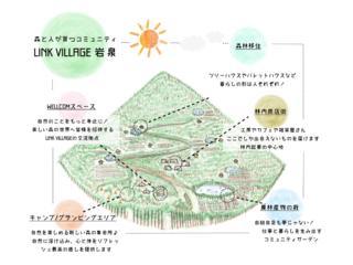 岩手県岩泉町に自然と暮らすコミュニティスペースを作りたい!