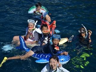 福島の子どもたちに自然体験を!八丈島でのキャンプを継続したい