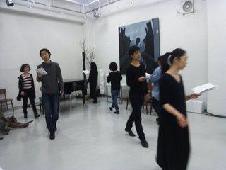 隅田川左岸black A でロルカ『血の婚礼』を上演したい!