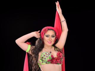 本場エジプトのベリーダンスプロダンサーの公演を岩手県で開催!