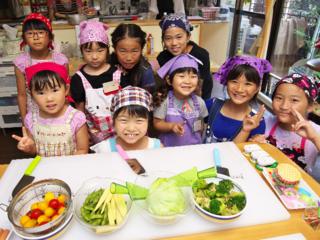 子どもたちに日本古来の食文化を伝える料理テキストを制作したい