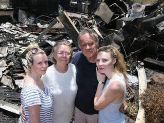 大切なレストランを焼失したオーストラリアの家族を応援したい!