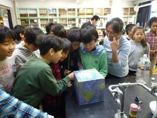 『立方体地球』を考える? 子どもたちに新しい教育を届けたい!