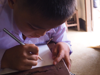 ラオスにある小学校の子ども達に、日本の絵本を届けたい!