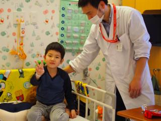 長期入院の子ども達に「健康な子どもと同じ体験」を届けたい!