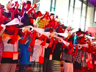 広島県福山市で親子のための五感で体験する音楽イベント開催!