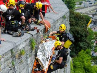 日本初!ロープレスキューの世界大会に挑戦し、命を救う技術を!