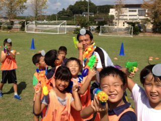 千葉・千倉でシリアなどから来た子どもたちとの交流体験を!