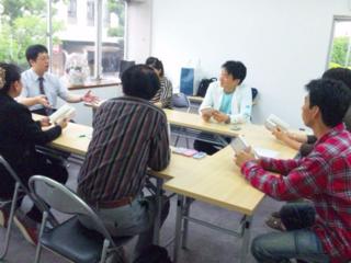 茨木市で人の才能の光を当てるカルチャースクールを開校したい!