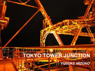 「造形美×東京タワー」関係者しか見られない造形美を写真集に!