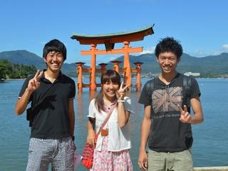 日本で一番自慢したくなる『安芸の宮島』の魅力紹介サイトを作る