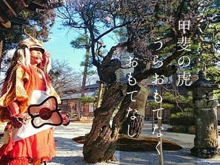 現代版・塩送り!?おもてなし武将隊が信玄公祭りで新演舞を披露!