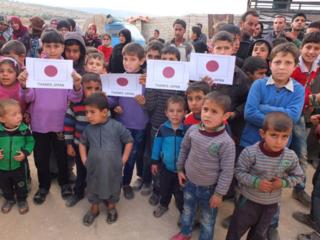教育を受けられない難民キャンプの子供達に学び舎を作りたい!