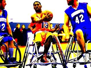 車椅子バスケットボールのジュニア選手をアメリカに!!