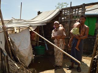 ミャンマーのロヒンギャ難民の人々に緊急食糧支援をしたい!