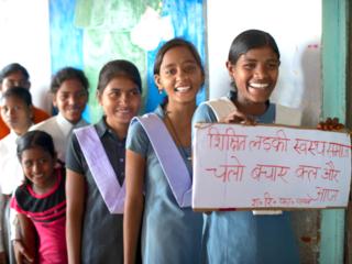 カースト差別に苦しむインドの女の子たちへ奨学金を届けたい!