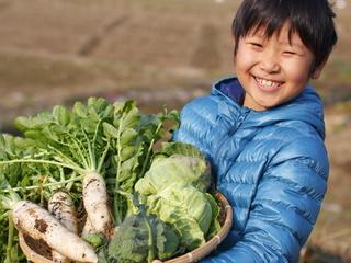 新しい療育支援!子どもたちの農園型フリースクールを開校したい
