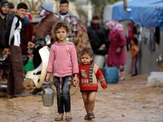 紛争地・シリア難民の子どもたちへ福島から支援物資を送りたい!