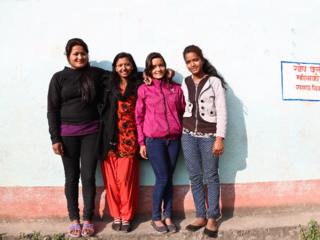 ネパールの女の子たちを性による差別や暴力から守りたい!