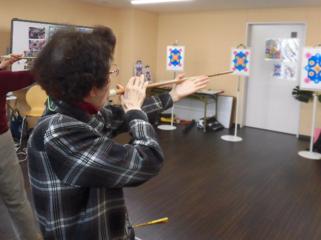 あなたの街にも吹矢教室を作りませんか?私たちがお手伝いします