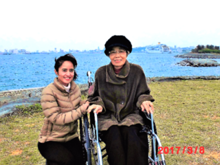 病気や障がいをお持ちの方に看護師が沖縄旅行をサポートします!