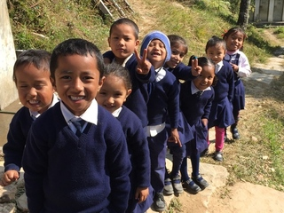 ネパールの小学校で什器設備を改善し教育環境を充実させたい!!