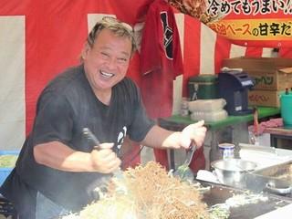 名古屋グルメ選手権NO.1の自慢の瀬戸焼きそばから日本を元気に!