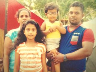 津波被害にあったスリランカの漁師の子どもを学校に通わせたい!