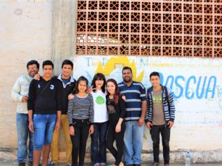 パラグアイ都市スラムの若者たちと挑戦する生活改善プロジェクト