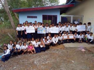 カンボジアの小学校に清潔なトイレをプレゼントしたい!