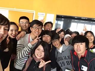 学生の海外チャレンジ応援のために英語スピーチコンテストを開催