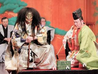 古典芸能を3D体験!能×日本舞踊×三味線が一堂に会す公演開催