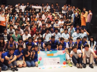 全国の子供たちに科学の面白さを伝えるイベントを作りたい!