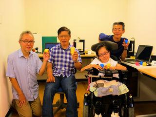 障がい者が実体験を活かし3Dプリンターで不便改善グッズ制作!