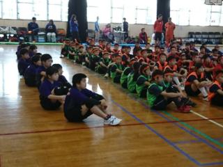 外遊びしない子ども達にドッジボールで運動の楽しさと協調性を!