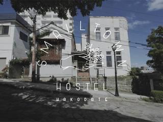 """函館で築100年ビルを改修、""""暮らしを見つける宿""""オープン!"""