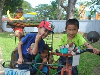 台風に奪われた学び舎を再建し、レイテの子ども達を笑顔にしたい