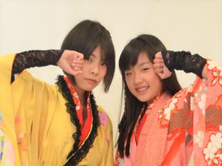 愛知県高浜市PR愛どる「さくらと凜華」 初のグッズを作りたい!