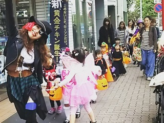 託児もあり☆子供も大人も楽しめる新体験型ハロウィンイベント!