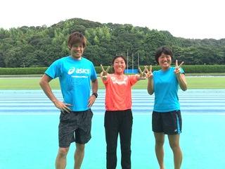 もっと練習したい!陸上競技で東京五輪を目指す3人の挑戦