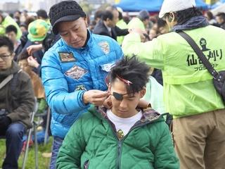 仙台市に希望を届けたい!仙台刈りプロジェクトZ、ついに始動!
