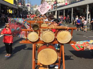 鹿児島で生まれた日本のドラム!五つ太鼓の楽しさを伝え広めたい