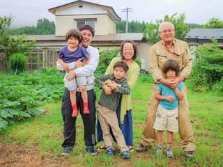 秋田県五城目町に、地域で母を支える「んなのいえ」を開設する!