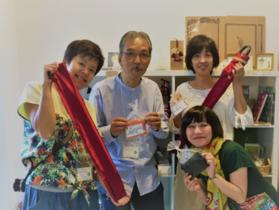 マイ傘袋を持ち歩こう!人と環境に優しいオリジナルの傘袋を製作