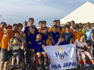 障がい児と兄弟家族が海で遊んで学ぶアソマナプロジェクト開催!