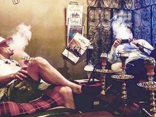 恵比寿で、水タバコとお酒を楽しんでいただける空間を作ります!