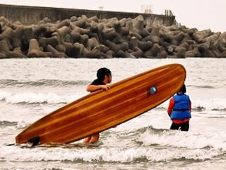 木製サーフボード制作マニュアルの日本語解説を作りたい!