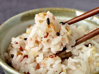ママ達の悩みを解決した古代米の作付けを存続させたい!