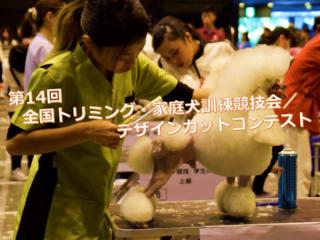 ペットと人が共存する社会に向けた競技会を武道館で開催したい!