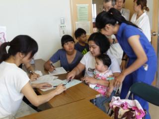 愛知県の在日外国人へ、無料健康相談などの医療支援を届けたい